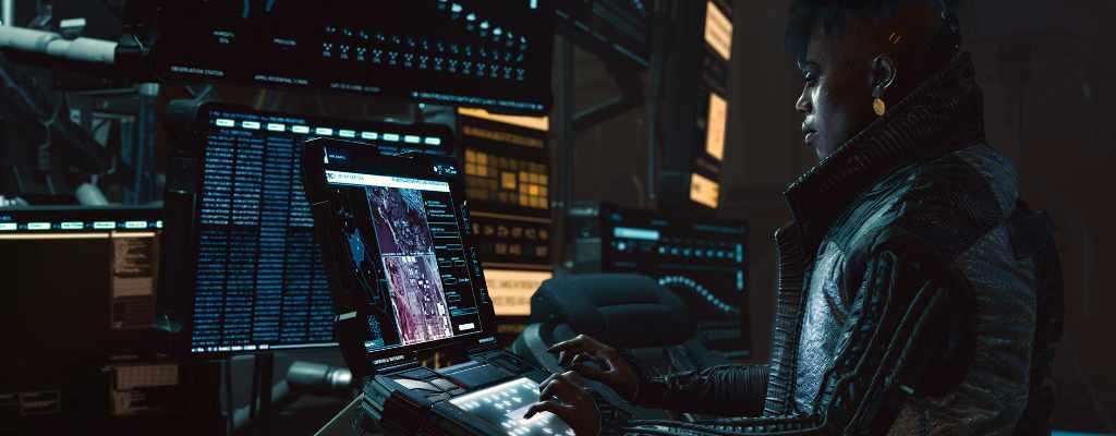 cyberpunk netrunner build