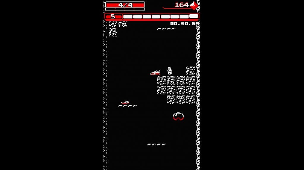 Downwell-juego