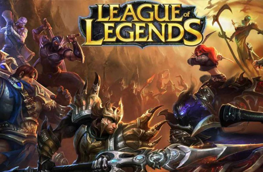 Guía LEAGUE OF LEGENDS Principiantes 2021 – [Aprende FÁCIL y RÁPIDO]