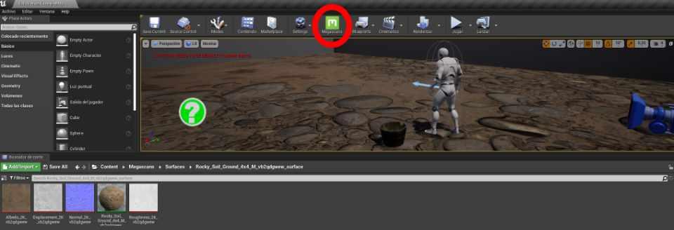 Unreal-Engine-Megascans-Plugin