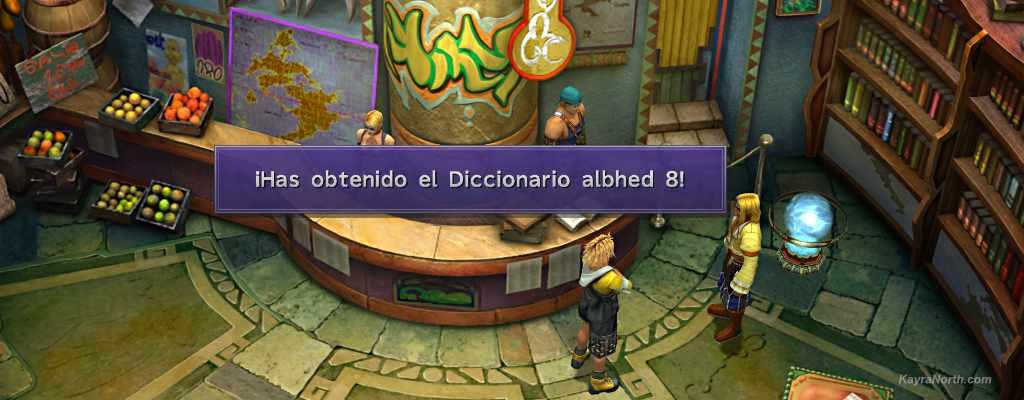 Diccionario albhed 8