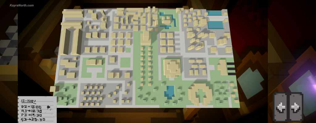 mapa palacio deseos