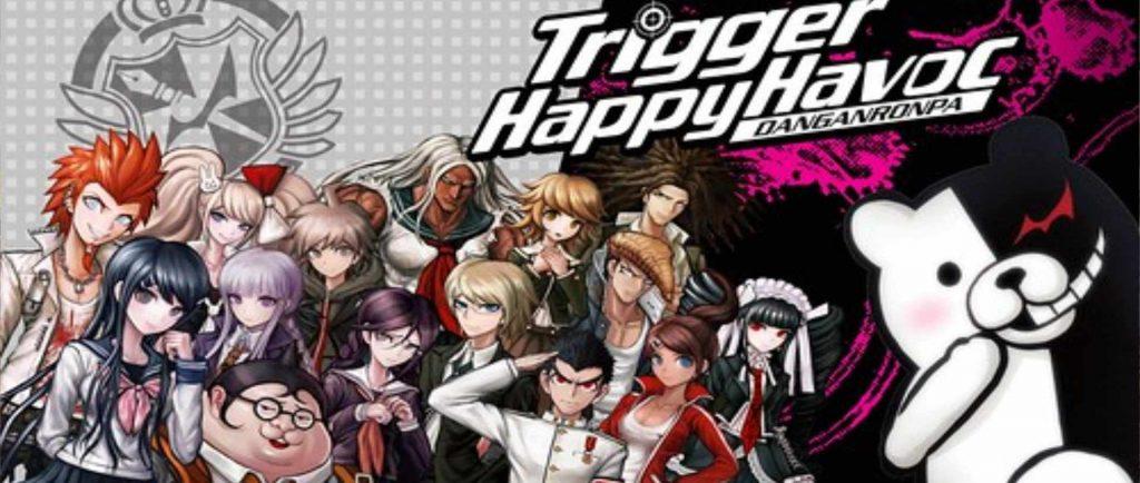 Danganronpa happy trigger havoc